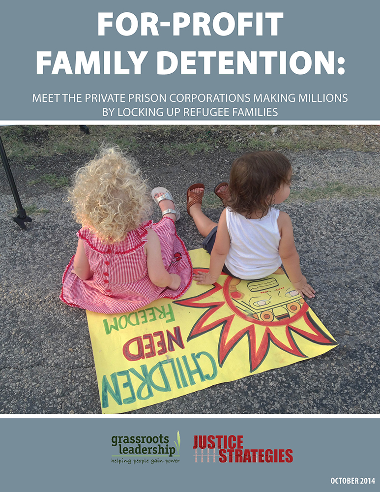 For Profit Immigrant Detention report, October 2014